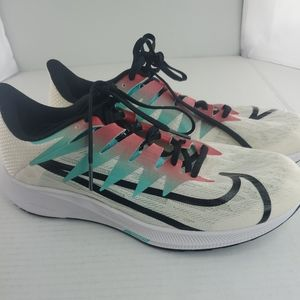 Womens Size 10 - Nike Zoom Rival Fly Pale Ivory 2019 Mint condition